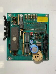 Washer Coin Counter Board For Speed Queen Unimac Huebsch P n 370540 Used