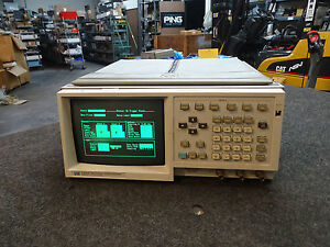 Hp Agilent Keysight 54200a Digitizing Oscilloscope 50mhz Tested Working