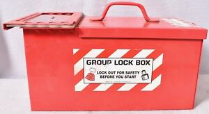 Emed Group Lock Box