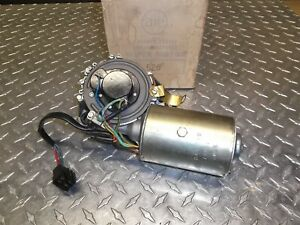 1974 1975 1976 1977 Chrysler Dodge Plymouth Rebuilt Wiper Motor 3431780 C Body