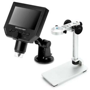 Koolertron 4 3 Lcd Digital Usb Microscope Magnifier With Adjustable Stand