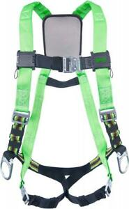 Miller Fall Protection P950qc 7 ugn Duraflex Python Full Body Harness With