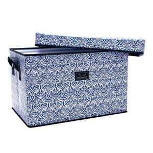 Scout Rump Roost Large Lidded Storage Bin Collapsible And Stackable