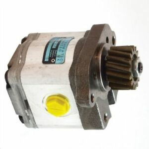 Hydraulic Pump New Fits Case Ih Cx80