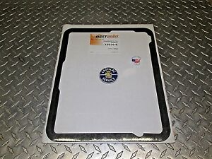 1956 To 1959 Cadillac New Hydramatic Transmission Oil Pan Gasket Made In Usa