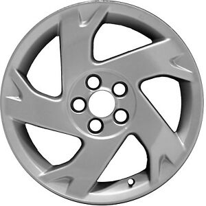06558 Refinished Pontiac Vibe 2002 2008 16 Inch Wheel Rim Oe