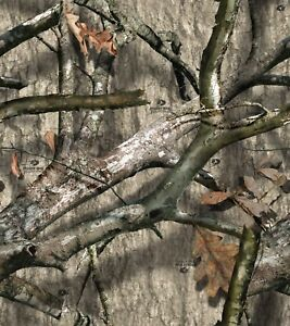 Mossy Oak Treestand Decal Wrap Vinyl Matte Laminated 12 x12