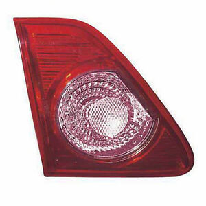 Fits 2009 2010 Toyota Corolla Rear Left Driver Side Back Up Light