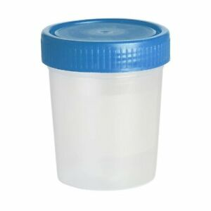 60ml Pp Material Non grad Specimen Cup Container Karter Scientific pack Of 500