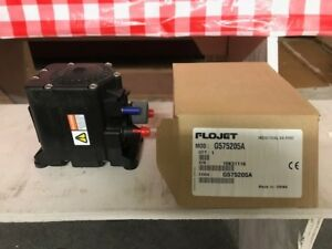 Flojet Air operated 7 Gpm Pp 120 Psi