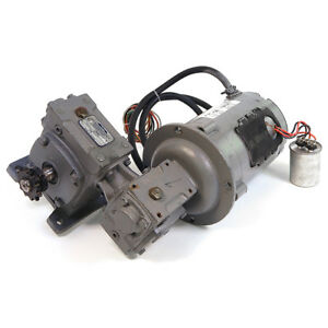 Franklin Electric 1 4 Hp 4201007404 Ipts Speed Reducer 0 31 Hp 1cd50