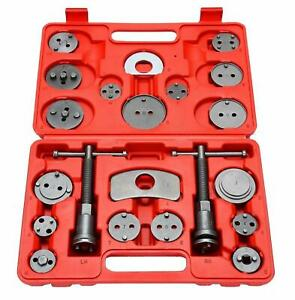 21 piece Heavy Duty Disc Brake Caliper Tool Set And Wind Back Kit For Brake Pad