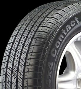 Continental 03546670000 4x4 Contact 275 45 20 Xl Tire