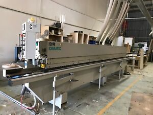 Idm Idimatic 58 20 Single Sided Automatic Edge Banding Machine Edge Bander