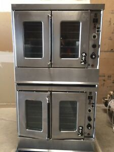 Commercial Double Stack Oven