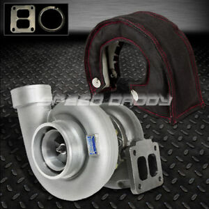 Gt45 Turbocharger turbo 800 hp Boost T4 V band 1 05 A r 92 type r Mesh Blanket