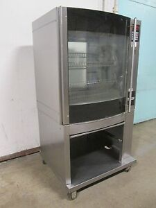 hobart Hr7e H d Commercial Dual Phase Electric Chicken rib Rotisserie Oven