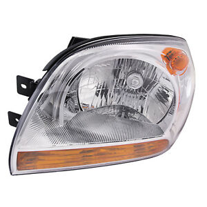 2005 2008 Fits Kia Sportage Front Left Driver Side Performance Headlight