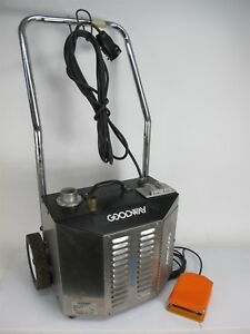 Goodway Ream a matic Ram 4 Rotary Tube Cleaner W foot Switch