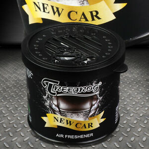 Tree Frog New Car Scent Auto Home Office Long Lasting Natural Gel Air Freshener