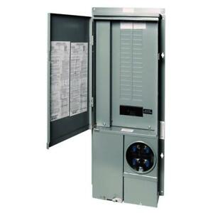 Square D By Schneider Electric Sc3042m225pf Homeline 225 amp 30 space