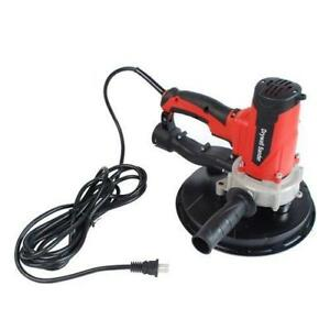 Aleko 705a Electric Variable Speed Drywall Vacuum Sander 750 Watts