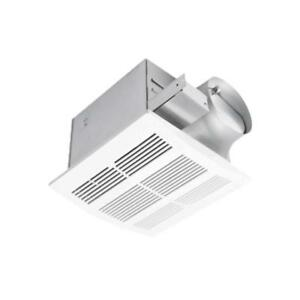 Ultra Quiet Ventilation Fan Bathroom Exhaust 110cfm 0 8sone