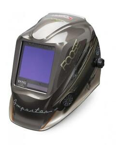 Lincoln Electric Viking 3350 Impostor Welding Helmet With 4c Lens Technology