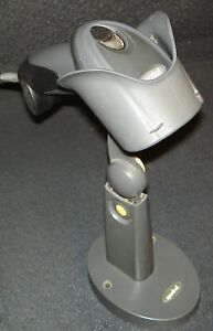 Symbol Motorola Ds6608 sr20007 Barcode Scanner W Usb Cable Stand