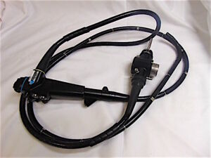 Olympus Cf Type 100tl Flexible Colonscope works Good light Adjustment sr439