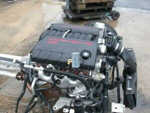 2007 Chevrolet Corvette Ls2 6 0 Liter Engine 400 Hp 105k