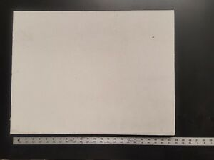 Kiln Forge Foundry Liner High Temp Refractory Ceramic Board 17x23 2300 Degree 1