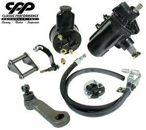 1967 72 Chevy C10 Gmc 1500 Truck Cpp 500 Series Power Steering Conversion Kit