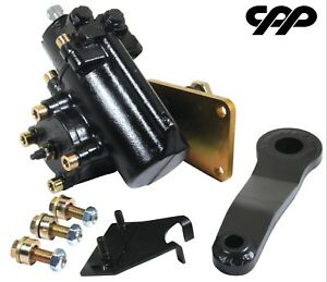 1961 1971 Dodge D100 Truck 400 Series Power Steering Conversion Kit