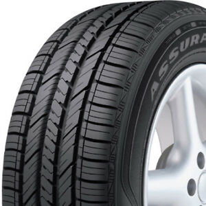 2 New 195 65 15 Goodyear Assurance Fuel Max All Season 540ab Tires 1956515