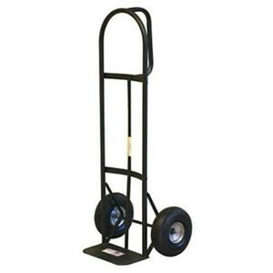 Milwaukee 30019 800 pound Capacity D handle Hand Truck With 10 inch