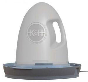 K h Pet Products Thermo poultry Waterer