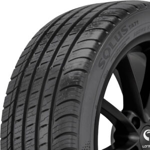 2 New 245 45 17 Kumho Solus Ta71 Ultra High Performance 500aaa Tires 2454517