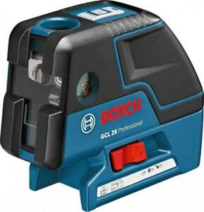Bosch Self Leveling 5 point Alignment Laser With Cross line Gcl25