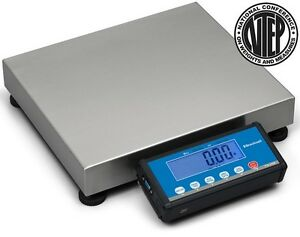 Salter Brecknell Ps usb Portable Digital Shipping Scale 30lb