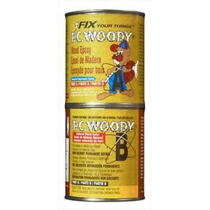 Protective Coating 643334 48 Oz Woody Wood Epoxy Paste