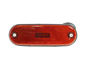 New Rear Side Marker Light Assembly For Toyota Rav4 96 00 Left Lh Driver