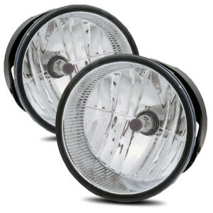 For 2007 2011 Ford Expedition 2008 2011 Ranger Fog Lights Driving Lamps Assembly