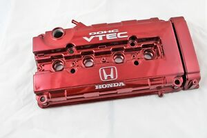 Honda Civic Si B16a Acura Integra B18c1 B18c5 Oem Valve Cover Powder Coated