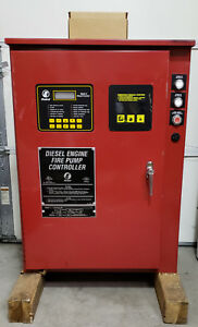 Firetrol Fta1100 j Mark Ii Diesel Engine Fire Pump Controller