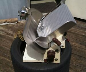 Globe Vintage 1950 s Mint Condition Meat Slicer