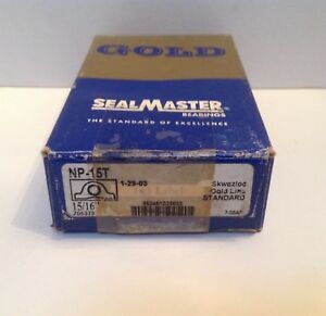 Sealmaster Np15t Ball Bearing Pillow Block 15 16