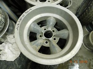 Vintage M T 15 X 8 5 Torq Thrust Mag Wheel 5x4 75 Camaro Hotrod Mickey Thompson