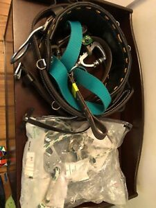 Buckingham Xl Climbing Belt With Secondary Lanyard And Super Squeeze Pole Strap