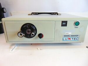 Luxtec 9300xsp Endoscopy Surgical Light Source Sr459